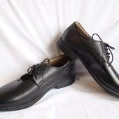 Туфли мужские Wide Fit