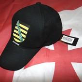 Фирменная оригинал бейсболка  мото кепка бренд  Polo.Германия . м-л-хл .