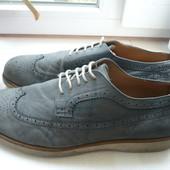 Кожаные туфли Geox 42  1\2  разм.
