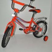 """Детский двухколесный велосипед Super Bike 16"""" (T-21616,21615) со звонком"""
