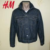 Джинсовая куртка/джинсовка H&M
