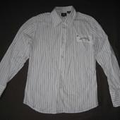 G-Star Raw (М) рубашка мужская натуральная
