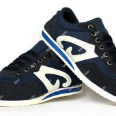 41 р Мужские легкие мягкие кроссовки (С-15)