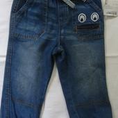 джинсы на маленького модника Baby Club 86см