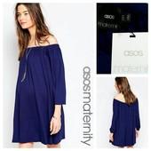 Фирменное платье для беременных Asos, размер 10/38