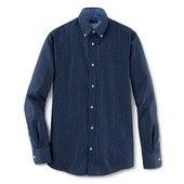 Рубашка класса люкс из ткани шамбре от Tchibo, Германия - разные размеры