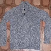 Красивый вязаный свитер L.o.o.g от H&M