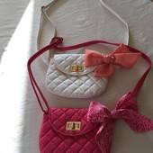 Модные сумочки кроссбоди два вида!