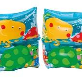надувные нарукавники  Рыбки 59650 Intex 3-6 лет
