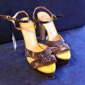 Оригинальные туфли Zara Woman (40 размер)