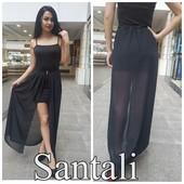 Красивая длинная юбка Материал  Шифон Цвет  красный, розовый, черный Размер  единый с м