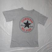 10-12 лет, р. 140-146-152, футболка Converse оригинал
