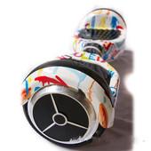 Гироскутер Smart balance wheel 6.5 дюймов Графити