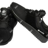 45 р Стильные мужские удобные кроссовки на лето (Р-2704ч)