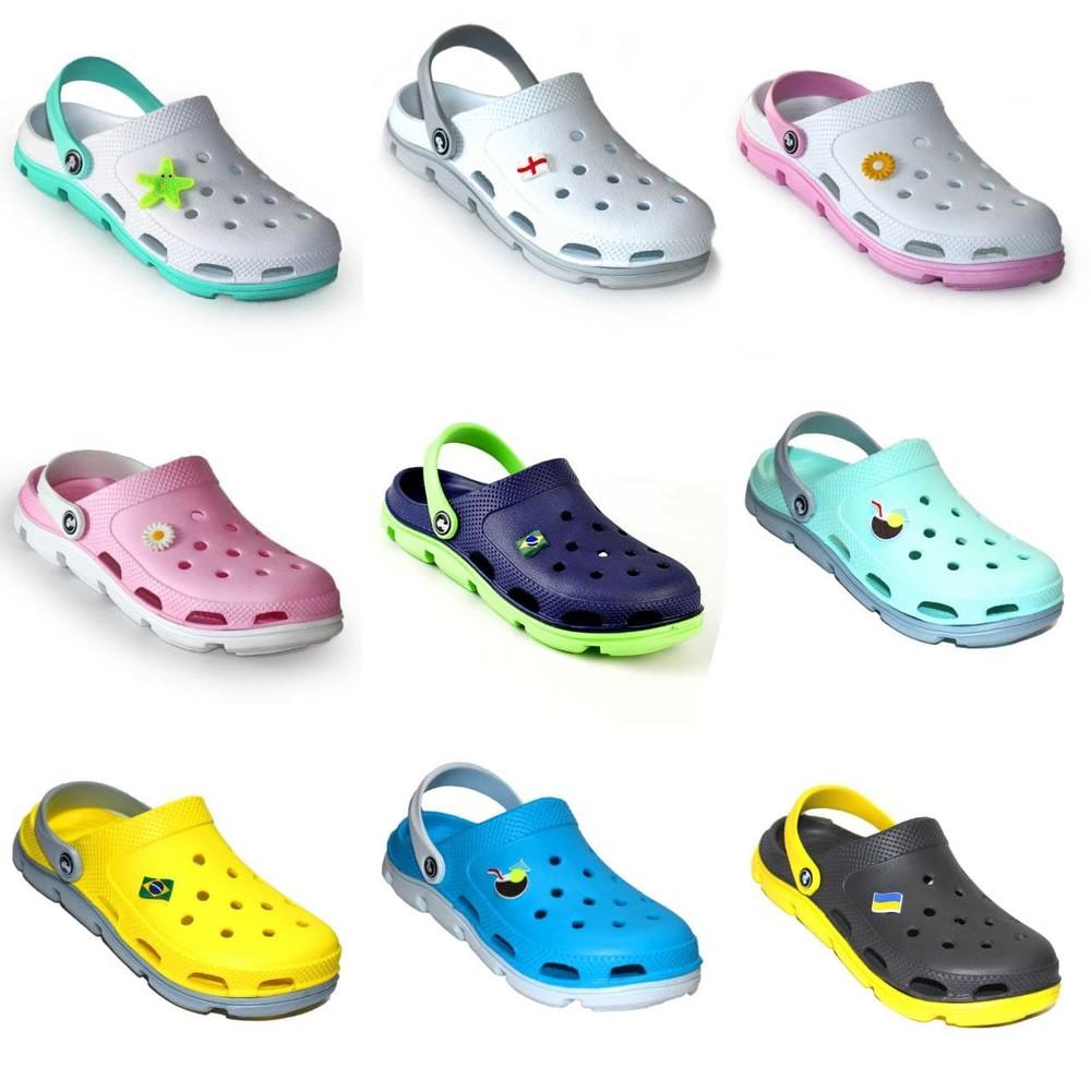 Подростковые кроксы, копия crocs, р. 36-41 фото №1
