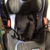 Автокресло Zooty от 9 до 36 кг., автомобильное, кресло, автокрісло, автомобільне, крісло, зути
