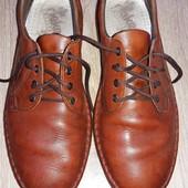 Классные туфли Rieker р.9,5 стелька 28,5
