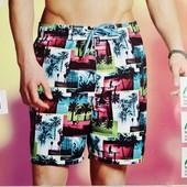 Яркие пляжные шорты Crivit размер L