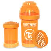 Бутылочка антиколиковая 180 мл. Twistshake 78003 Швеция оранжевый 12124848