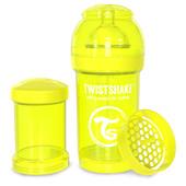 Бутылочка антиколиковая 180 мл. Twistshake 78039 Швеция желтый 12124882