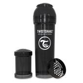 Бутылочка антиколиковая 330 мл. Twistshake 78044 Швеция черный 12124887