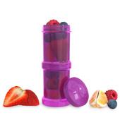 Набор контейнеров для еды 2 шт. Twistshake 78027 Швеция фиолетовый 12124872