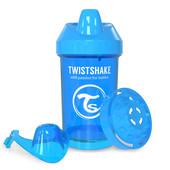 Чашка-непроливайка 300 мл. Twistshake 78059 Швеция голубой 12124892