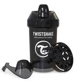 Чашка-непроливайка 300 мл. Twistshake 78067 Швеция черный 12124900