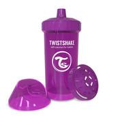 Детская чашка-непроливайка 360 мл. Twistshake 78072 Швеция фиолетовый 12124905