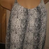 женская шифоновая блуза.Esmara/Германия.евро 44