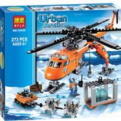 Конструктор Bela Urban 10439 Арктический вертолёт  273 детали