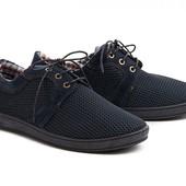 Мужские кроссовки сетка 42 размер