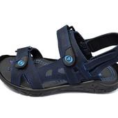 Сандалии мужские Merrell M1 синие (реплика)