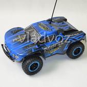 Скоростная машина джип на радиоуправлении внедорожник Slayer Muscle синяя