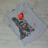Стильная футболка с Йориком на 10-11 лет