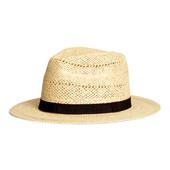 Соломенная шляпа Н&M, L