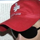 Фирменная кепка зб Швейцарии .PG.57-58
