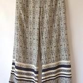 женские брюки штаны летние большой размер