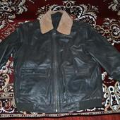 Куртка кожаная Arrow