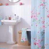 Catherine Lansfield home новая шторка для душа