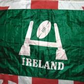 Фирменний флаг прапор банер зб .Ирландии .