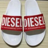 шлепки Diesel