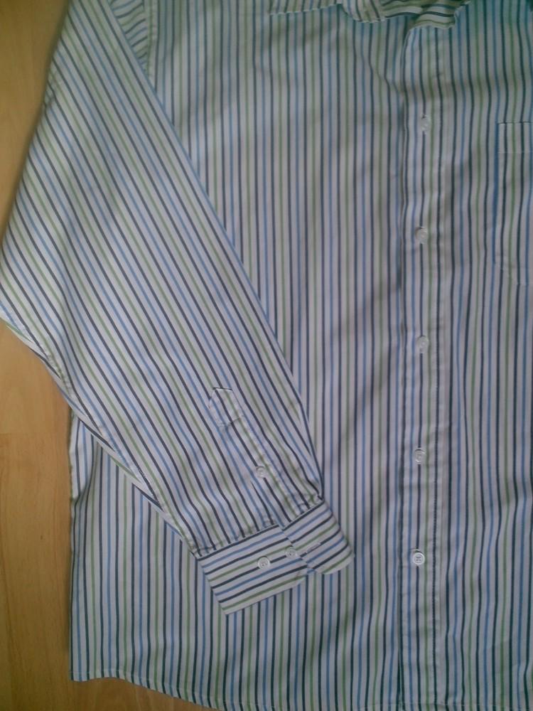 Фирменная рубашка XXL фото №2