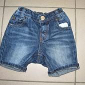 Шорты джинсовые 80 см