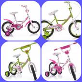 Азимут Кети 12, 16, 18, 20 детский Azimut Kathy двухколесный велосипед