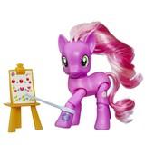 Май литл пони с артикуляцией учительница Черили. Оригинал Hasbro