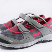 Трекинговые туфли Quechua arpensz 500 L. Стелька 24, 5 см