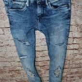 Рваные джинсы 140 рост