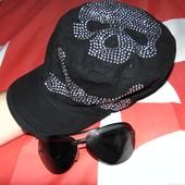 Стильная брендовая кепка Damart 56-58 .