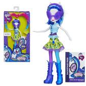 Кукла май литл пони девушки Эквестрии Диджей пон 3 (Винил скретч). Оригинал Hasbro